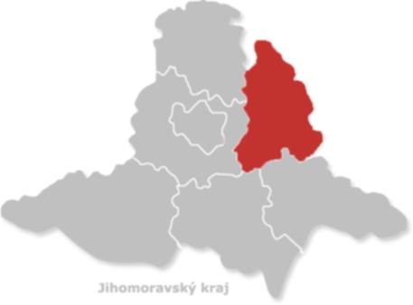 Okres Vyskov Okresy