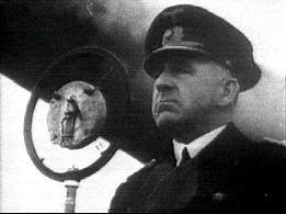 obr.6 víceadmirál Oto Ciliax - velitel akce Cerberus