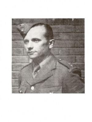 Veliteľ skupiny ANTROPOID rtm. Jozef Gabčík
