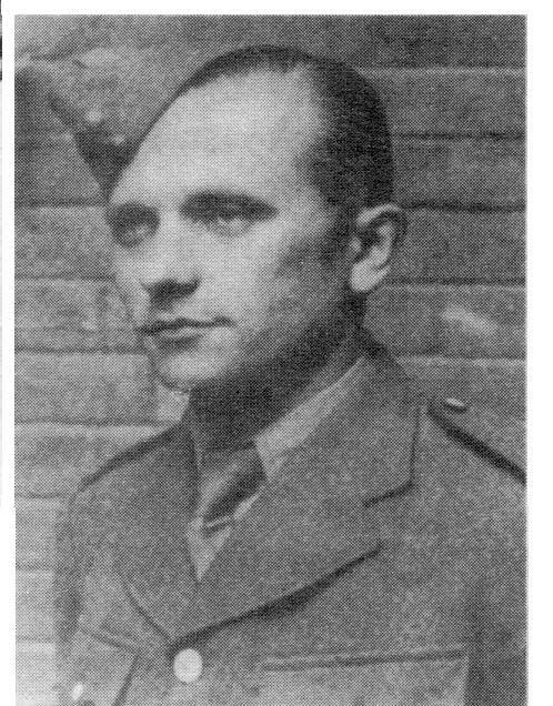 rtm. Jozef Gabčík