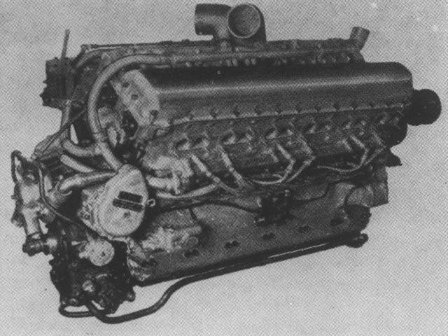 Tankové motory