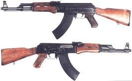 AK-47, slavný Kalašnikov