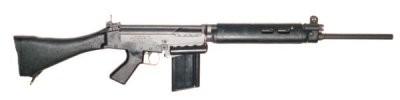 belgická útočná puška FN FAL