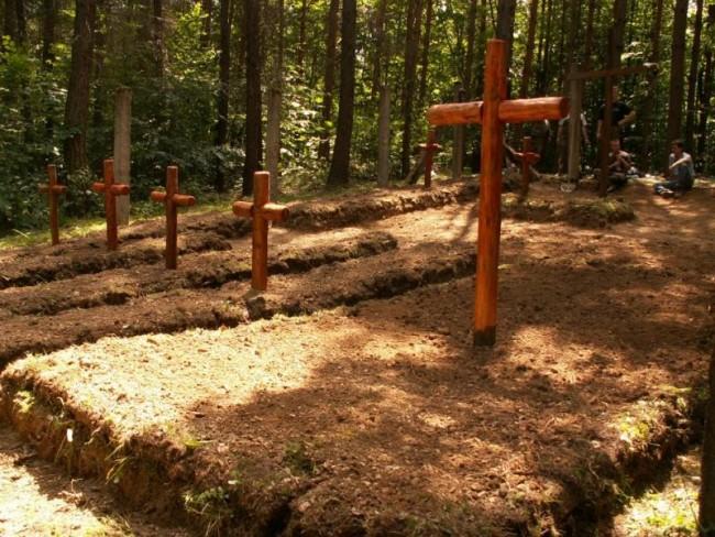 Upravene hroby