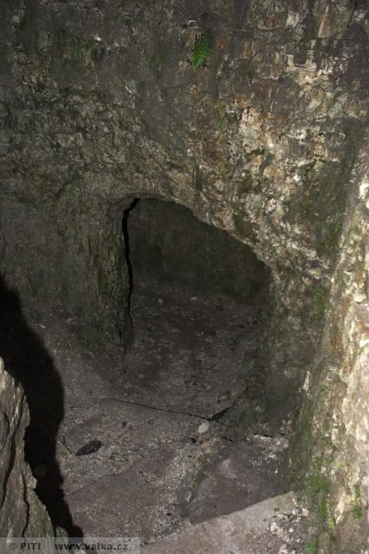 obr. 12 - Italský podzemní systém