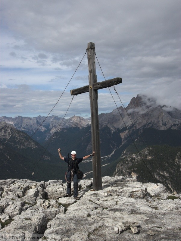 obr. 18 - Toblašský kříž (2 305 m)