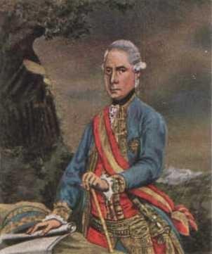 Ernst Gideon Freiherr von Laudon