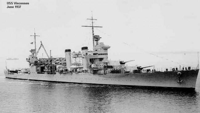 Těžký křižník Vincennes