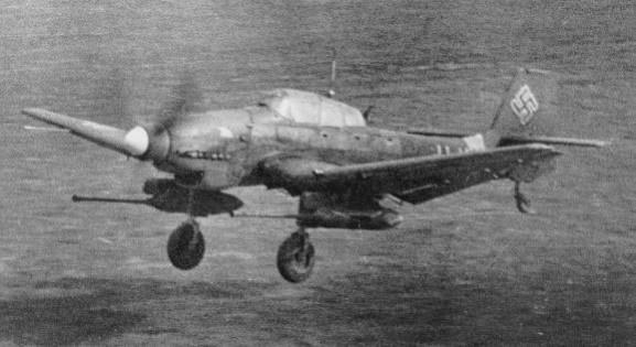 Junkers Ju 87G
